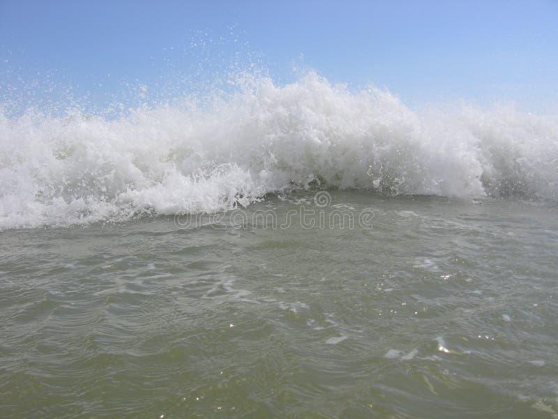 La Tunisie - la mer Méditerranée photo stock