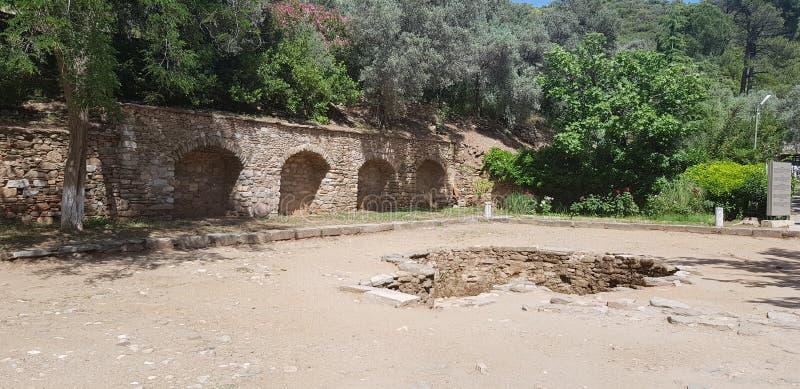 La Turquie du sud Efes images libres de droits