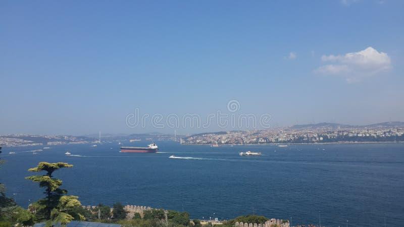 La Turquie, Istanbul images libres de droits