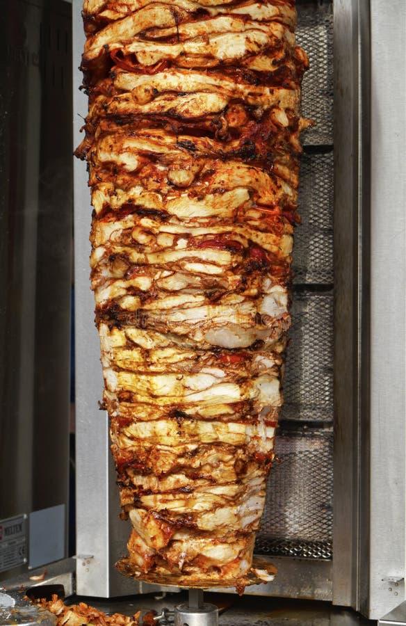 La Turquie, Istanbul, kebab turc images stock