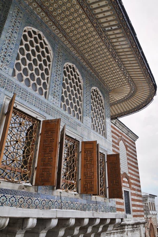 La Turquie, Istanbul, palais de Topkapi images stock