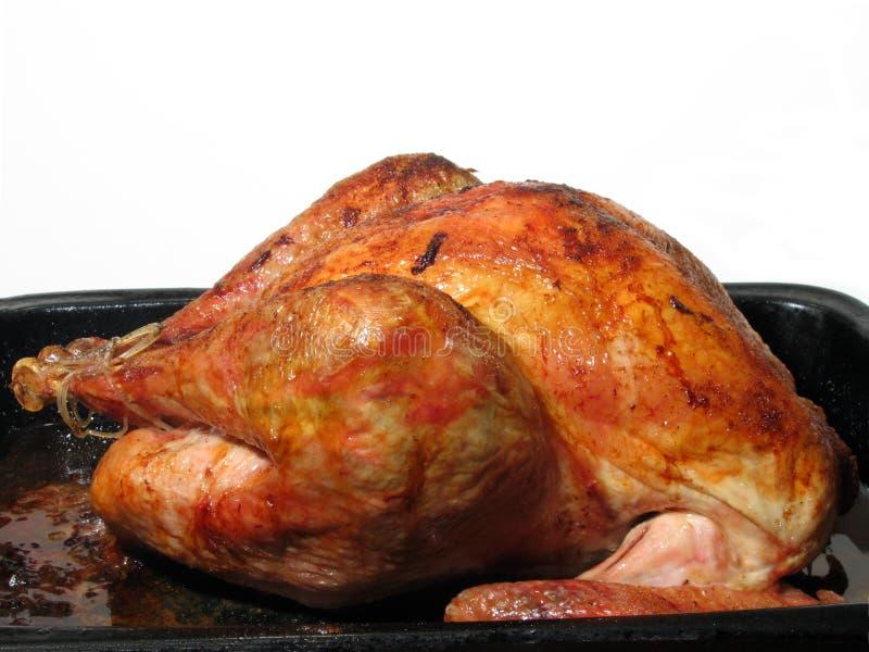 La Turquie rôtie images stock