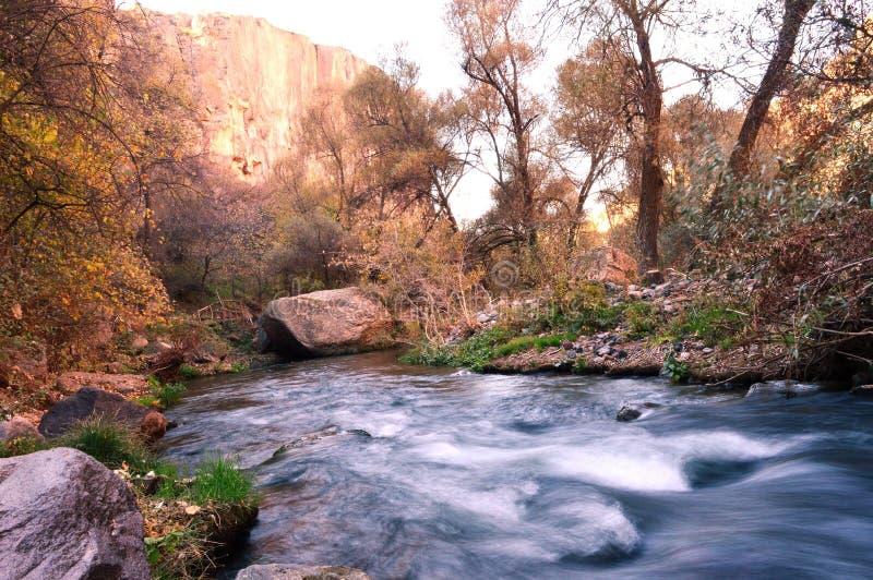 La Turquie : Vallée d'Ihlara photo libre de droits