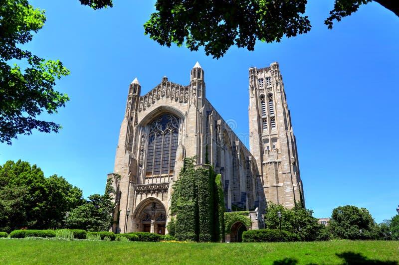 La Universidad de Chicago fotos de archivo