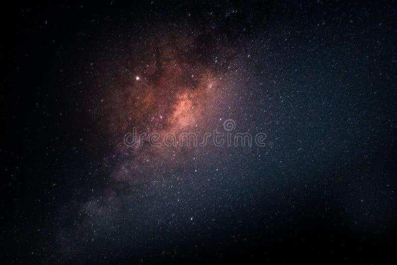 La Vía Láctea foto de archivo libre de regalías