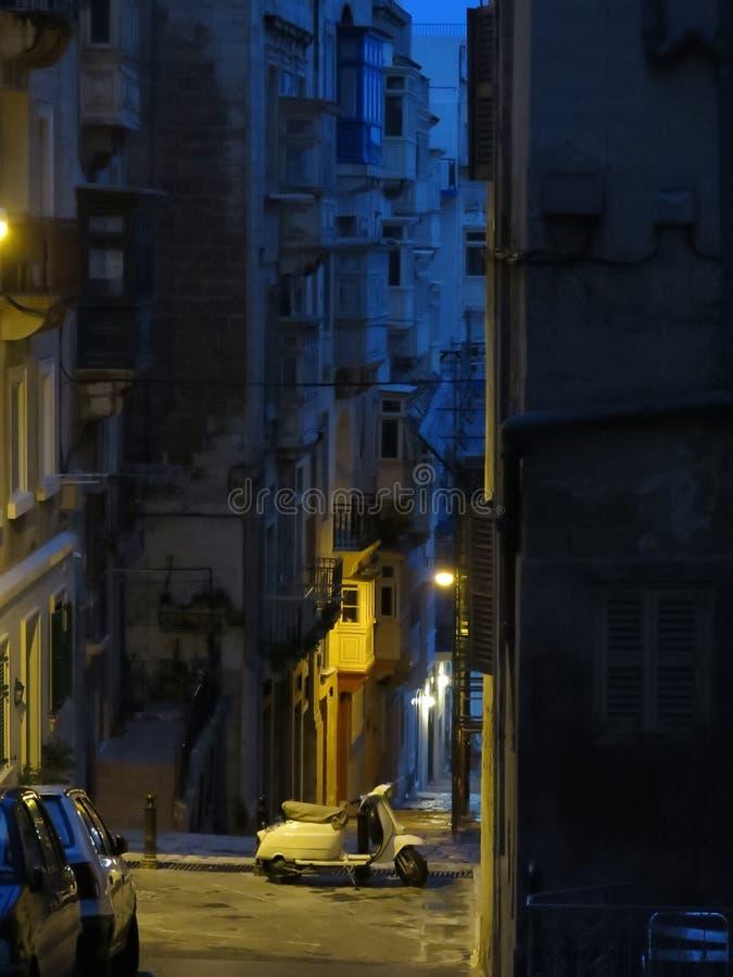 La La Valeta en Malta fotos de archivo libres de regalías