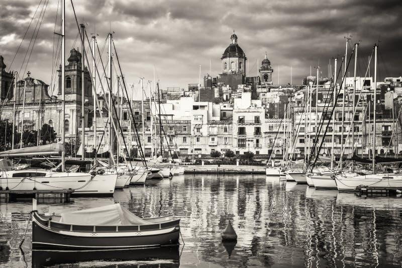 La Valette - Malte photographie stock libre de droits