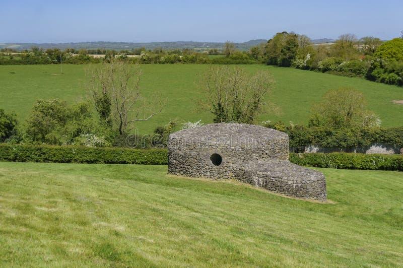 La vallée historique de Boyne - Na Boinne de Bru photos stock