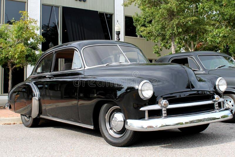 La vecchia automobile della Chevrolet immagine stock libera da diritti