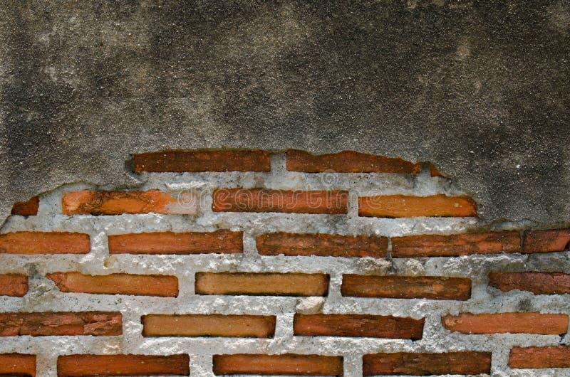 La vecchia parete fotografia stock libera da diritti