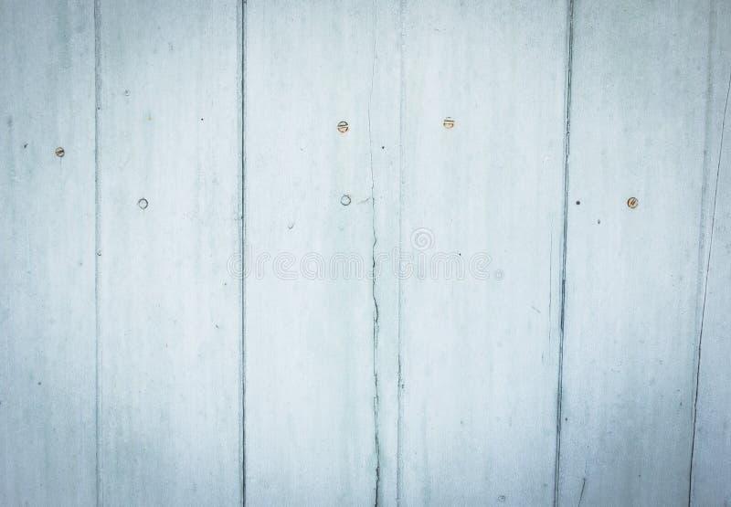 La vecchia struttura di legno ha dipinto blu fotografie stock