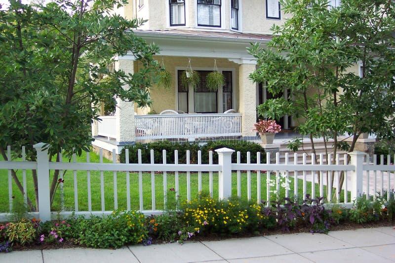 La vecindad foto de archivo