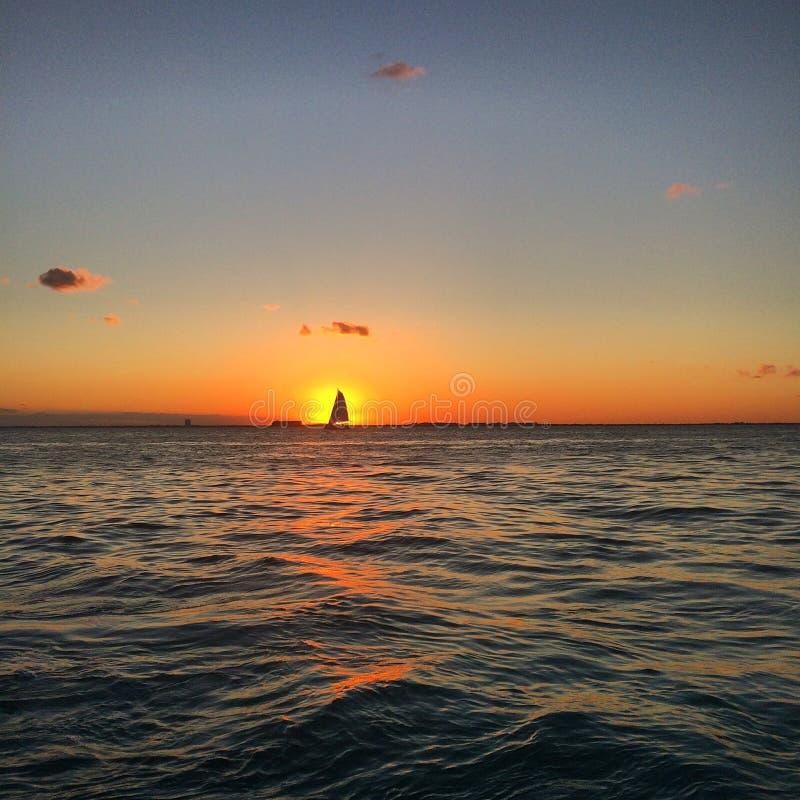 La vie d'île photographie stock libre de droits