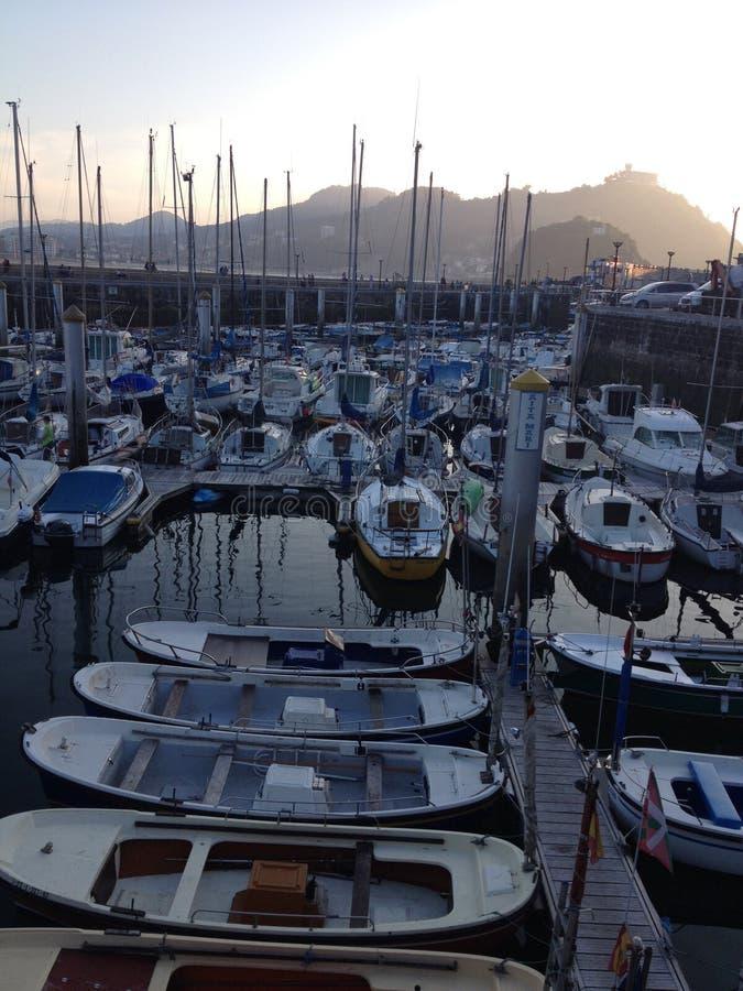 La vie de bateau photographie stock libre de droits