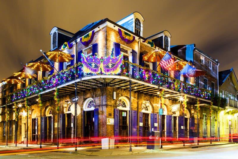 La vie de la Nouvelle-Orléans photographie stock libre de droits