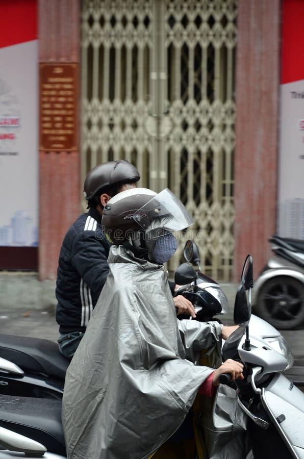 La vie de la rue vietnamienne images stock