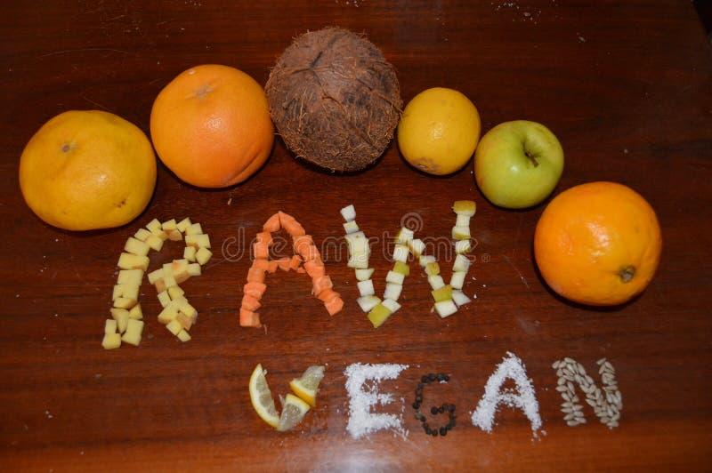 La vie de Vegan photos libres de droits