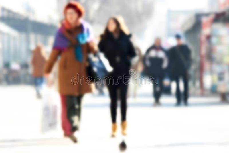 La vie de ville photo stock