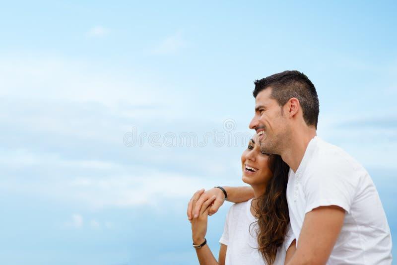 La vie et amour de couples images libres de droits