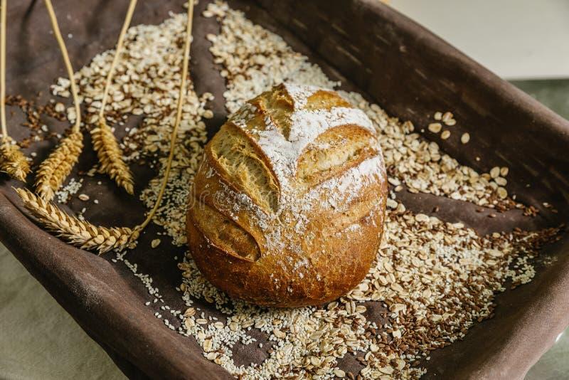 La vie toujours du pain image stock