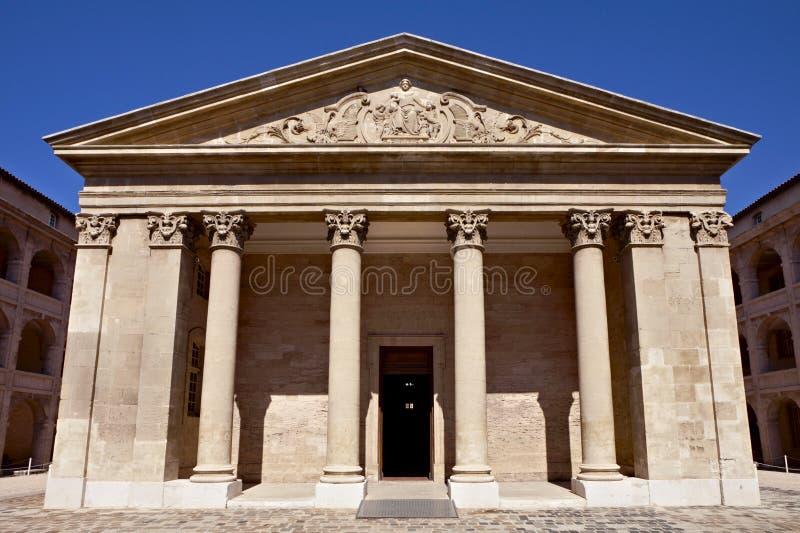 La Vieille Charite, Marsiglia immagine stock