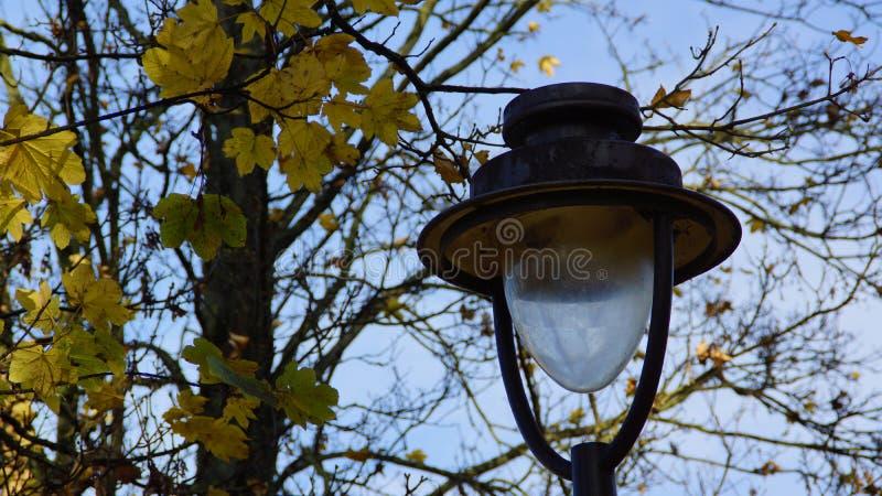 La vieille lanterne image stock