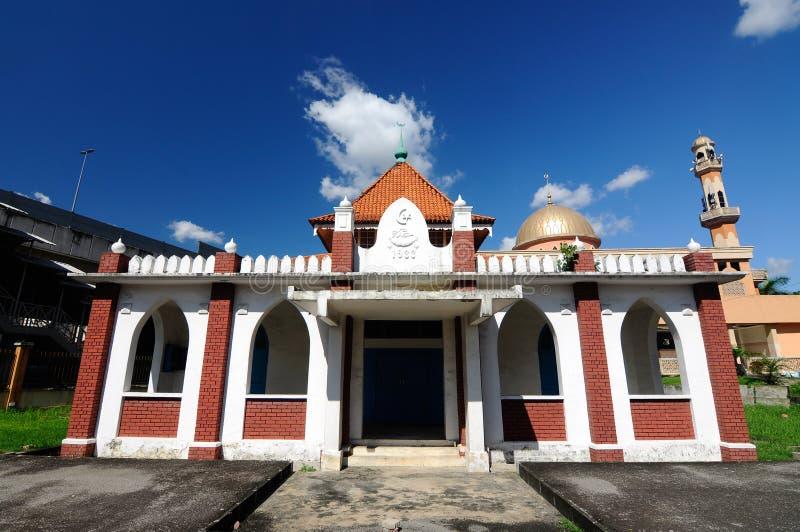 La vieille mosquée de Masjid Jamek Jamiul Ehsan a k un Masjid Setapak photo stock