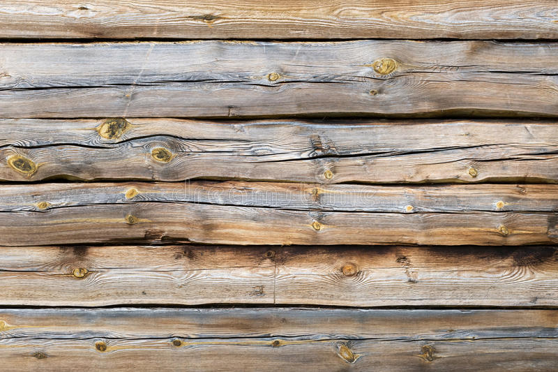 La vieille texture en bois avec les modèles naturels photographie stock libre de droits