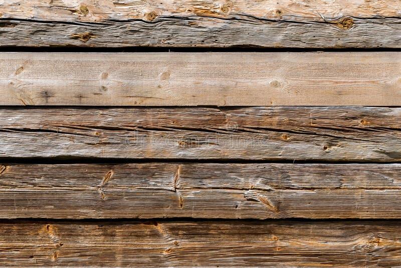 La vieille texture en bois avec les modèles naturels photo stock