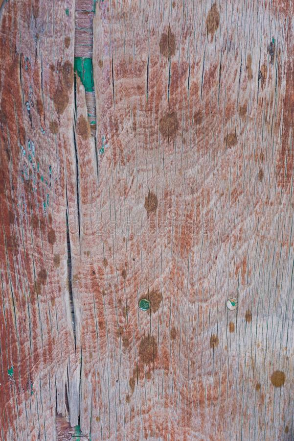 La vieja oscuridad del grunge texturizó el fondo de madera, la superficie de la vieja textura de madera marrón imágenes de archivo libres de regalías