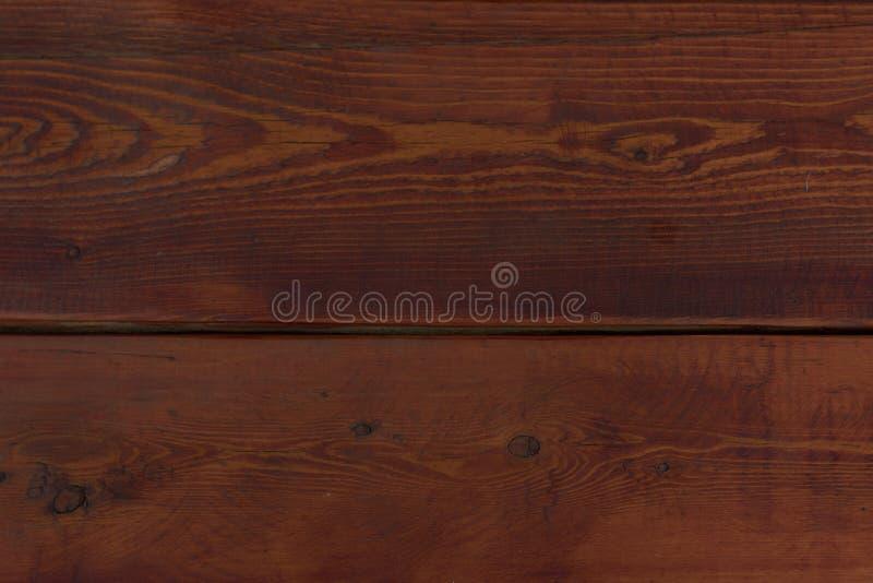 La vieja textura de madera con los modelos naturales fotografía de archivo libre de regalías