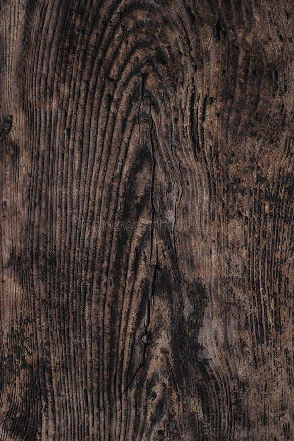 La vieja textura de madera del fondo de tableros de madera naturales manchó ingenio fotografía de archivo