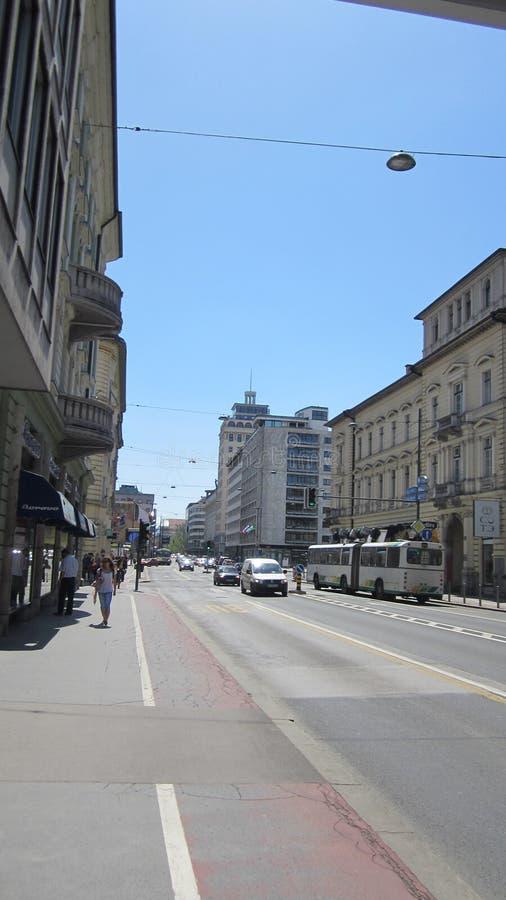 La ville photos stock