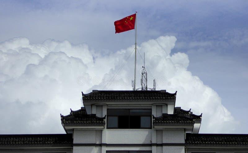 La ville antique du bâtiment de Xitang photos libres de droits