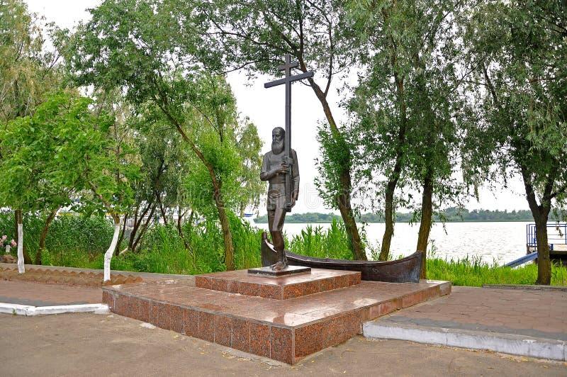 La ville de touristes Vilkovo est une ville sur l'eau La ville sur les banques du Danube 10 juin 2011, r?gion d'Odessa photographie stock