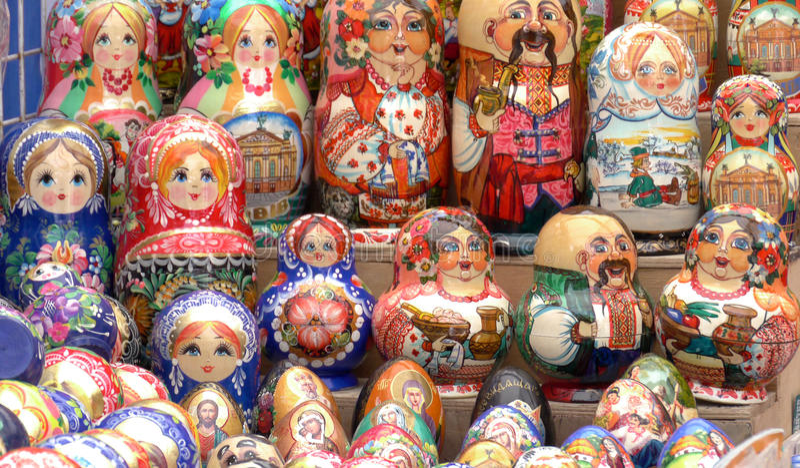 La ville Lviv en Ukraine images stock