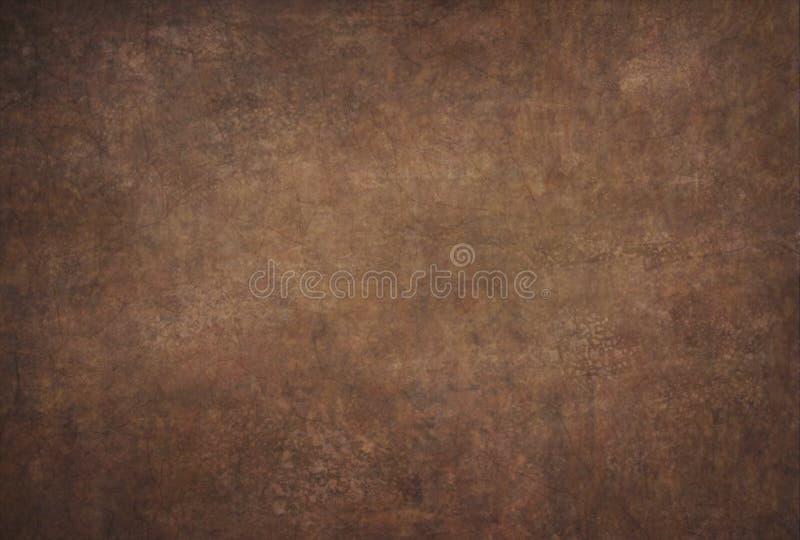 La viola di Brown ha punteggiato la struttura di lerciume, fondo fotografia stock libera da diritti