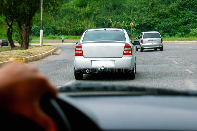 Download La Visibilité Du Gestionnaire Image stock - Image du véhicule, route: 744601