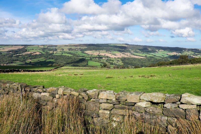 La vista a York del nord attracca fotografia stock libera da diritti
