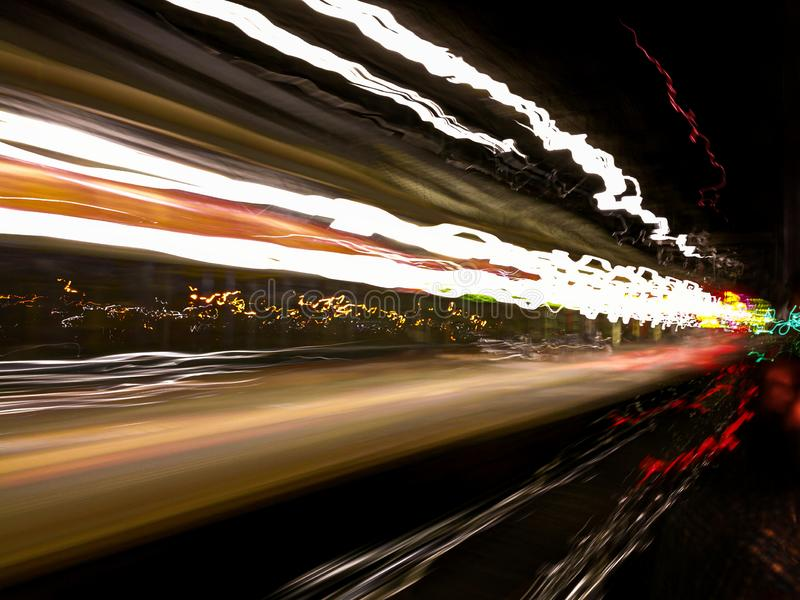 La vitesse, vraiment rien d'autre importe photos libres de droits