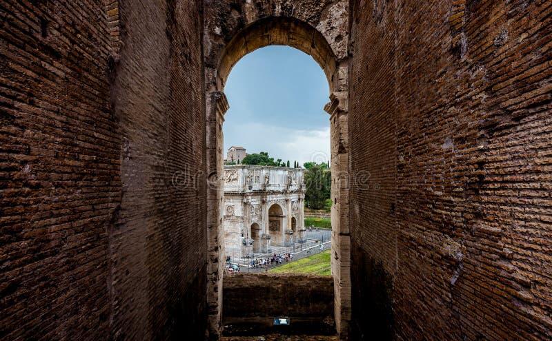La voûte de Constantine image stock