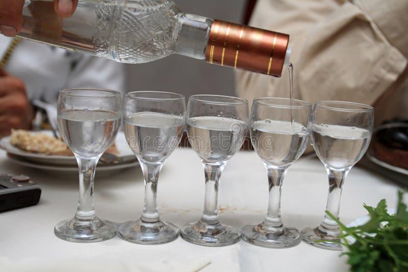 La vodka imágenes de archivo libres de regalías