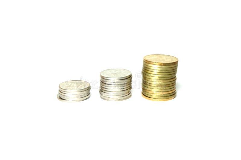 La vostra moneta si trasforma in in oro immagine stock libera da diritti