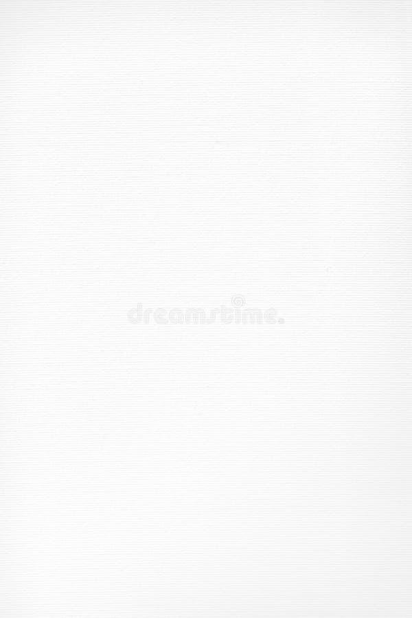 La vraie toile d'artiste a enduit par blanc amorcée, fond de texture. photographie stock