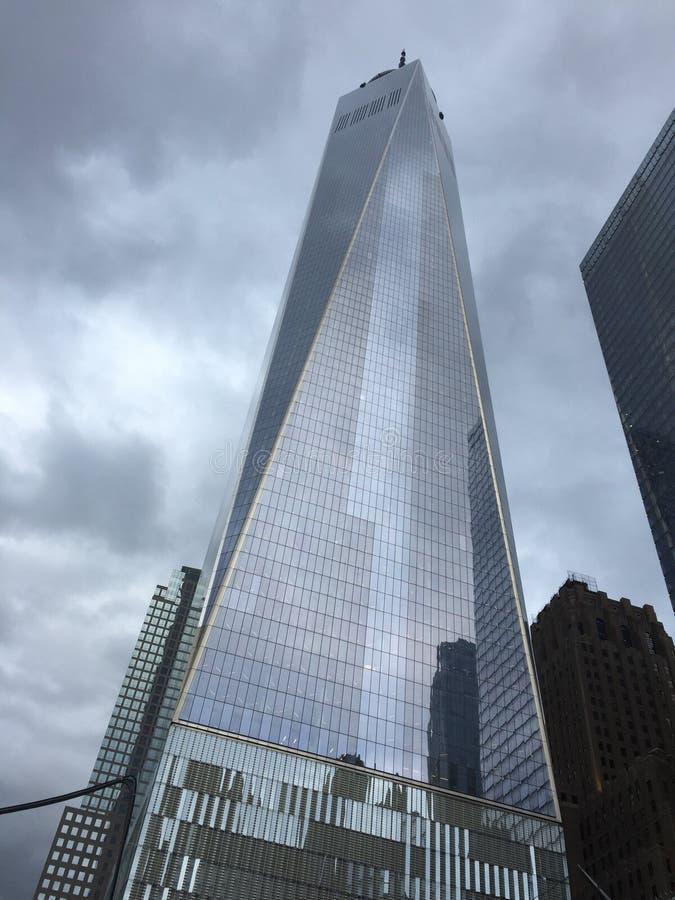 La vue de Burj Khalifa photos libres de droits