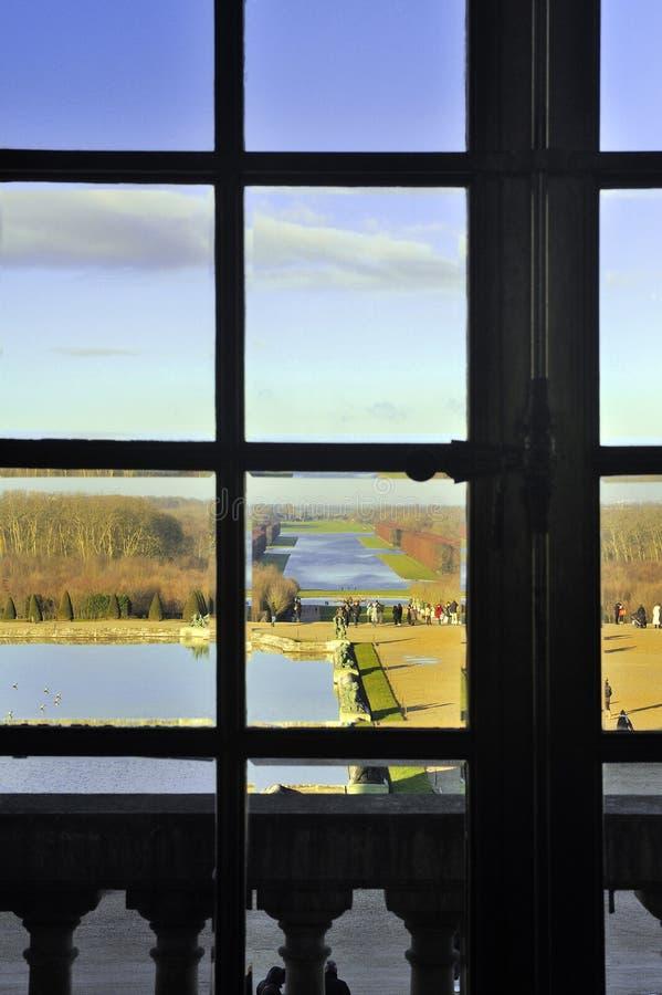 La vue de Grand Canal de l'intérieur photographie stock