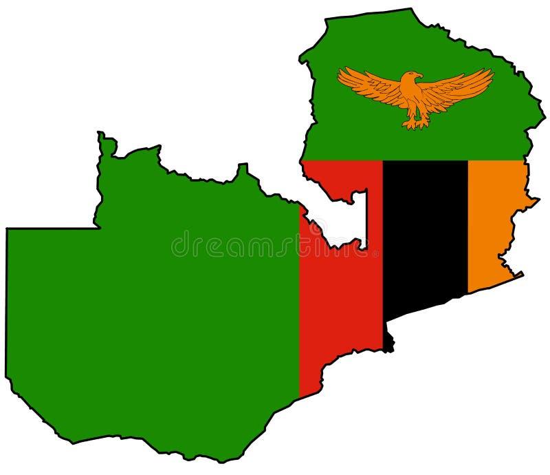 la Zambie de république photos libres de droits