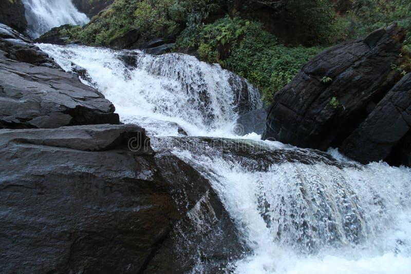La Zambie de rivière de Kaombe images stock