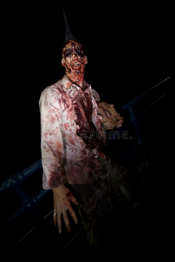 Download LA Zombie Walk 21 editorial photo. Image of blood, costume - 6860536