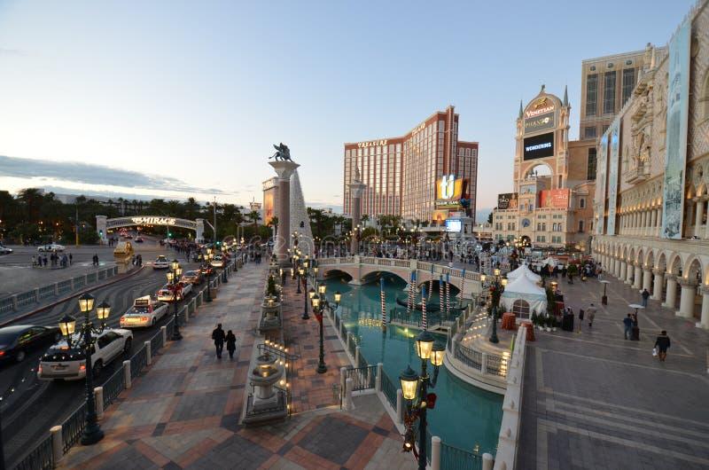 La zona veneciana, metropolitana, ciudad, plaza, zona urbana imagenes de archivo